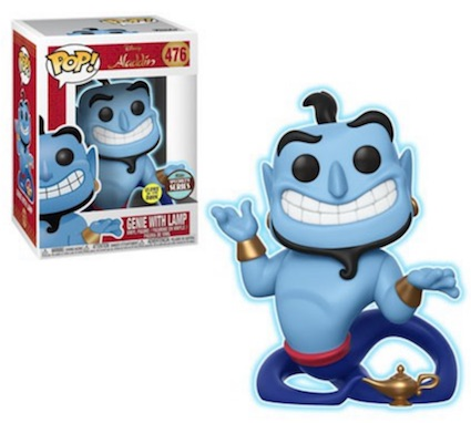 Ultimate Funko Pop Aladdin Figures Checklist and Gallery 21