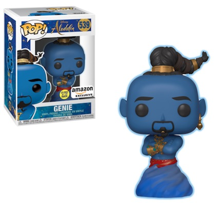 Ultimate Funko Pop Aladdin Figures Checklist and Gallery 30