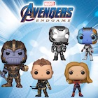 Ultimate Funko Pop Avengers Endgame Figures Gallery and Checklist