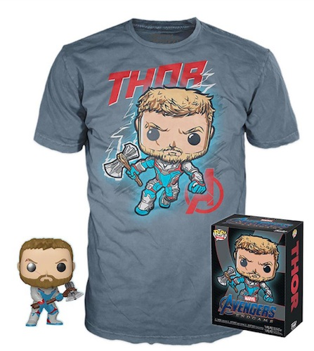 Ultimate Funko Pop Avengers Endgame Figures Gallery and Checklist 9