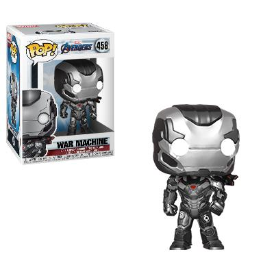 Funko Pop Avengers Endgame Checklist Exclusives List