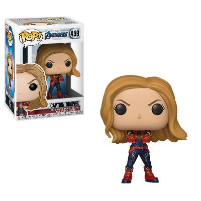Ultimate Funko Pop Captain Marvel Figures Checklist and Gallery 13