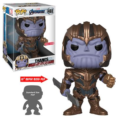 Ultimate Funko Pop Thanos Figures Guide 17