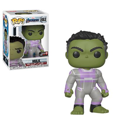 Ultimate Funko Pop Hulk Figures Checklist and Gallery 30