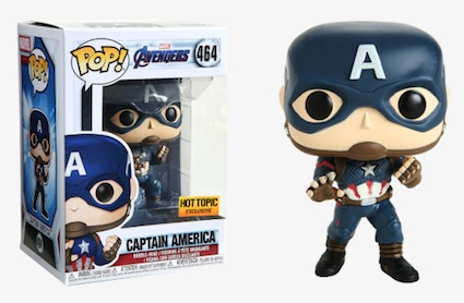 Ultimate Funko Pop Captain America Figures Checklist and Gallery 26