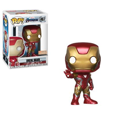 Funko Pop Iron Man Figures Checklist, Exclusive List