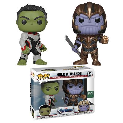 Ultimate Funko Pop Hulk Figures Checklist and Gallery 33