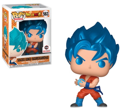 Ultimate Funko Pop Dragon Ball Z Figures Checklist and Gallery 82