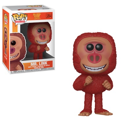 Funko Pop Missing Link Vinyl Figures 1