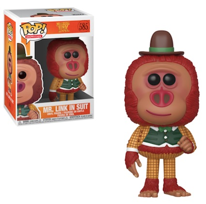 Funko Pop Missing Link Vinyl Figures 2