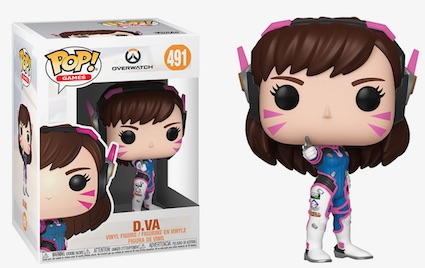 Ultimate Funko Pop Overwatch Figures Gallery and Checklist 63