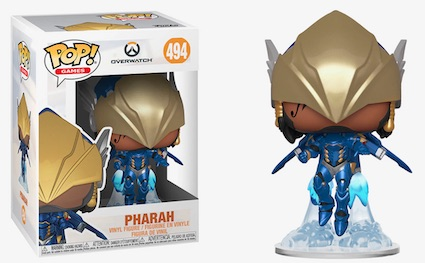 Funko Pop Overwatch Checklist Exclusives List Variants