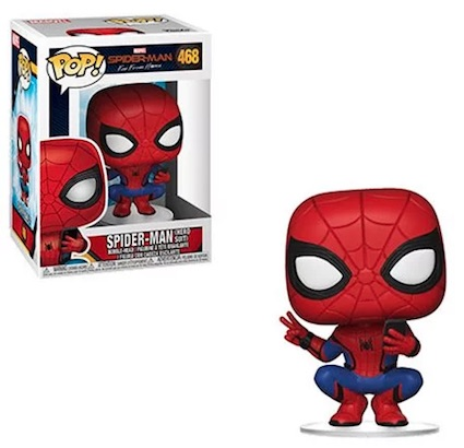 Funko Pop Spider-Man Far From Home Figures 2