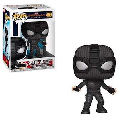 Funko Pop Spider-Man Far From Home Figures 3