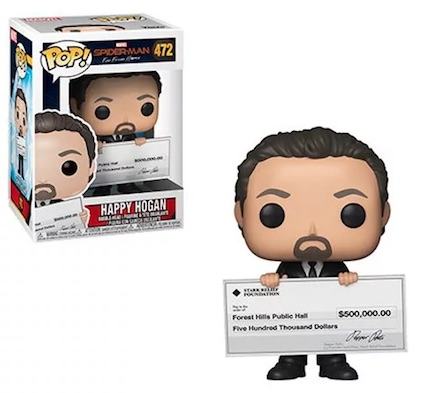 Funko Pop Spider-Man Far From Home Figures 6