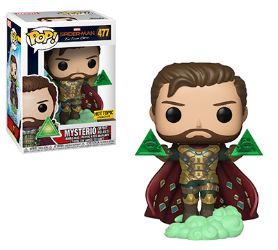 Funko Pop Spider-Man Far From Home Figures 14