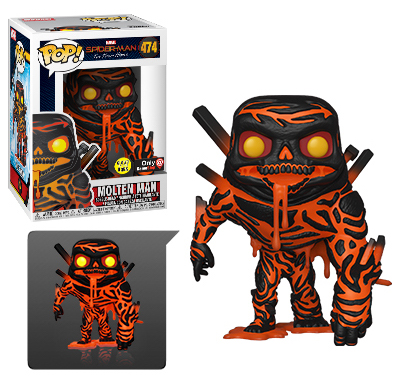 Funko Pop Spider-Man Far From Home Figures 10