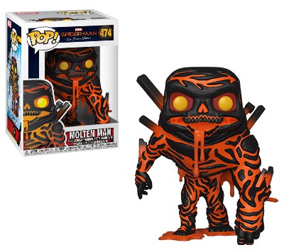 Funko Pop Spider-Man Far From Home Figures 9