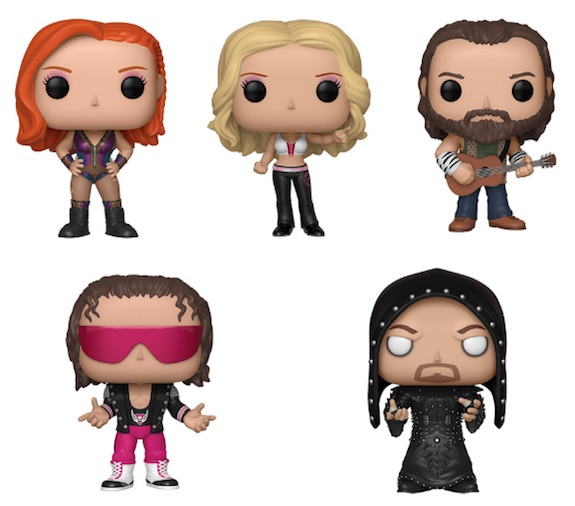 Ultimate Funko Pop WWE Figures Checklist and Gallery 92