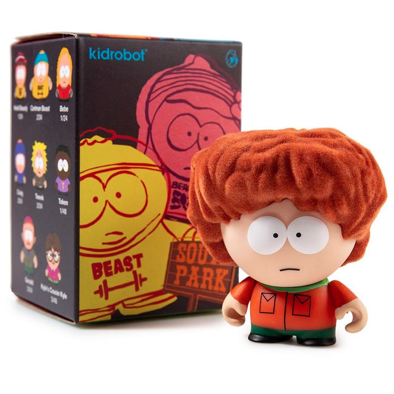 Kidrobot South Park Series 2 Mini Vinyl Figures 1