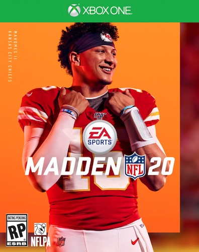 Madden NFL Covers - A Complete Visual History 40