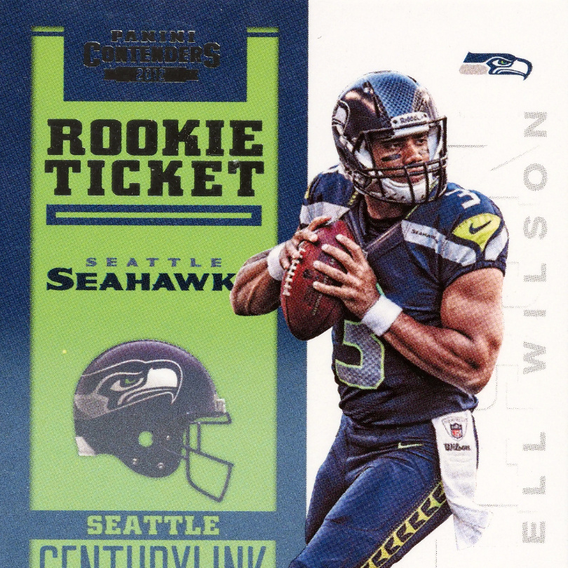 cheap for discount b742b da0c6 Top 10 Russell Wilson Rookie Cards Gallery, Ranked List ...