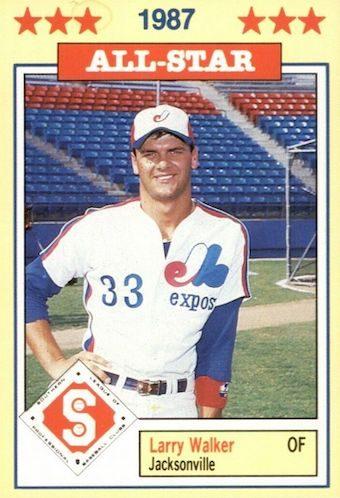 Top 10 Larry Walker Baseball Cards 3