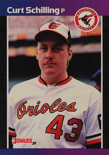 Top 10 Curt Schilling Baseball Cards 11