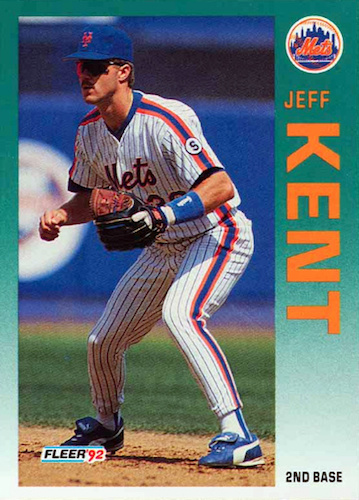Top 10 Jeff Kent Baseball Cards 10