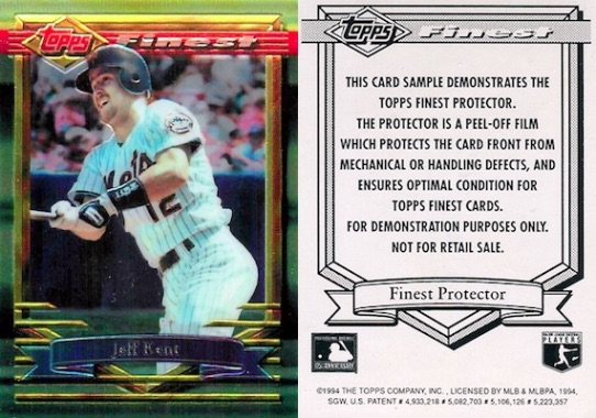 Top 10 Jeff Kent Baseball Cards 7