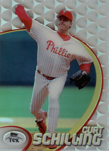 Top 10 Curt Schilling Baseball Cards 1