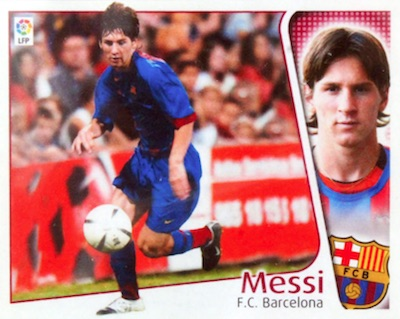 Top Lionel Messi Soccer Cards to Collect 2