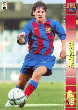 Top Lionel Messi Soccer Cards to Collect 1