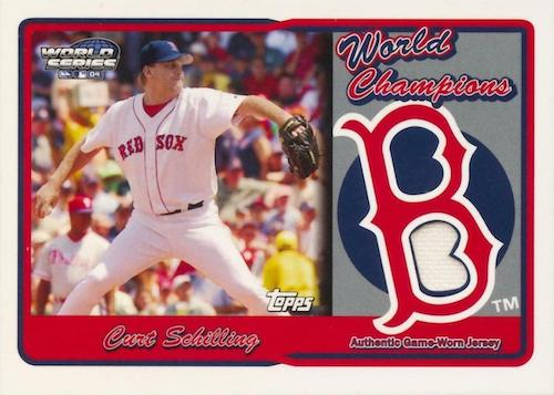 Top 10 Curt Schilling Baseball Cards 4