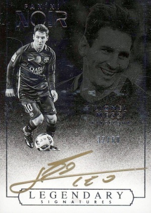Top Lionel Messi Soccer Cards to Collect 10