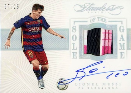 Top Lionel Messi Soccer Cards to Collect 9