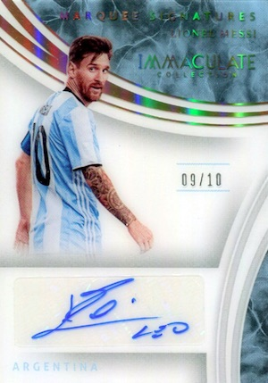 Top Lionel Messi Soccer Cards to Collect 12