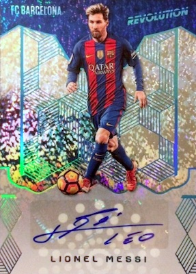 Top Lionel Messi Soccer Cards to Collect 11