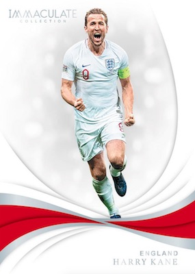 2018-19 Panini Immaculate Collection Soccer Cards 1