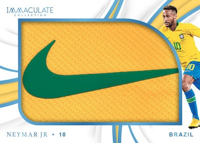 2018-19 Panini Immaculate Collection Soccer Cards 9
