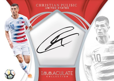 2018-19 Panini Immaculate Collection Soccer Cards 6