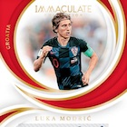 2018-19 Panini Immaculate Collection Soccer Cards