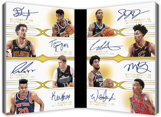 2018-19 Panini Opulence Basketball Cards 7