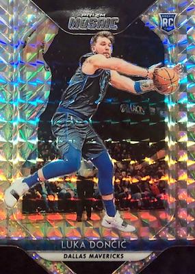 2018-19 Panini Prizm Mosaic Basketball Cards 3