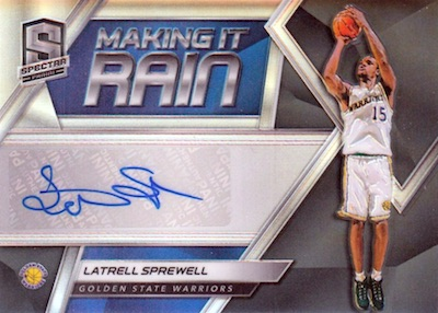 2018-19 Panini Spectra Basketball Cards 34