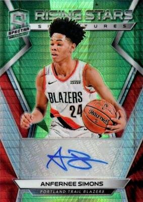 2018-19 Panini Spectra Basketball Cards 6