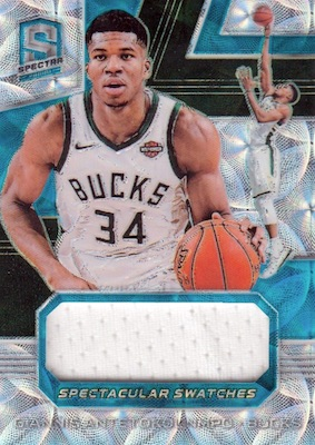 2018-19 Panini Spectra Basketball Cards 39