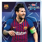 2018-19 Topps Crystal UEFA Champions League Soccer Cards