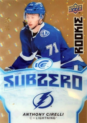 2018-19 Upper Deck Ice Hockey Cards 4