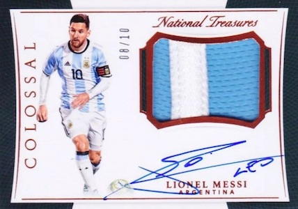 Top Lionel Messi Soccer Cards to Collect 14